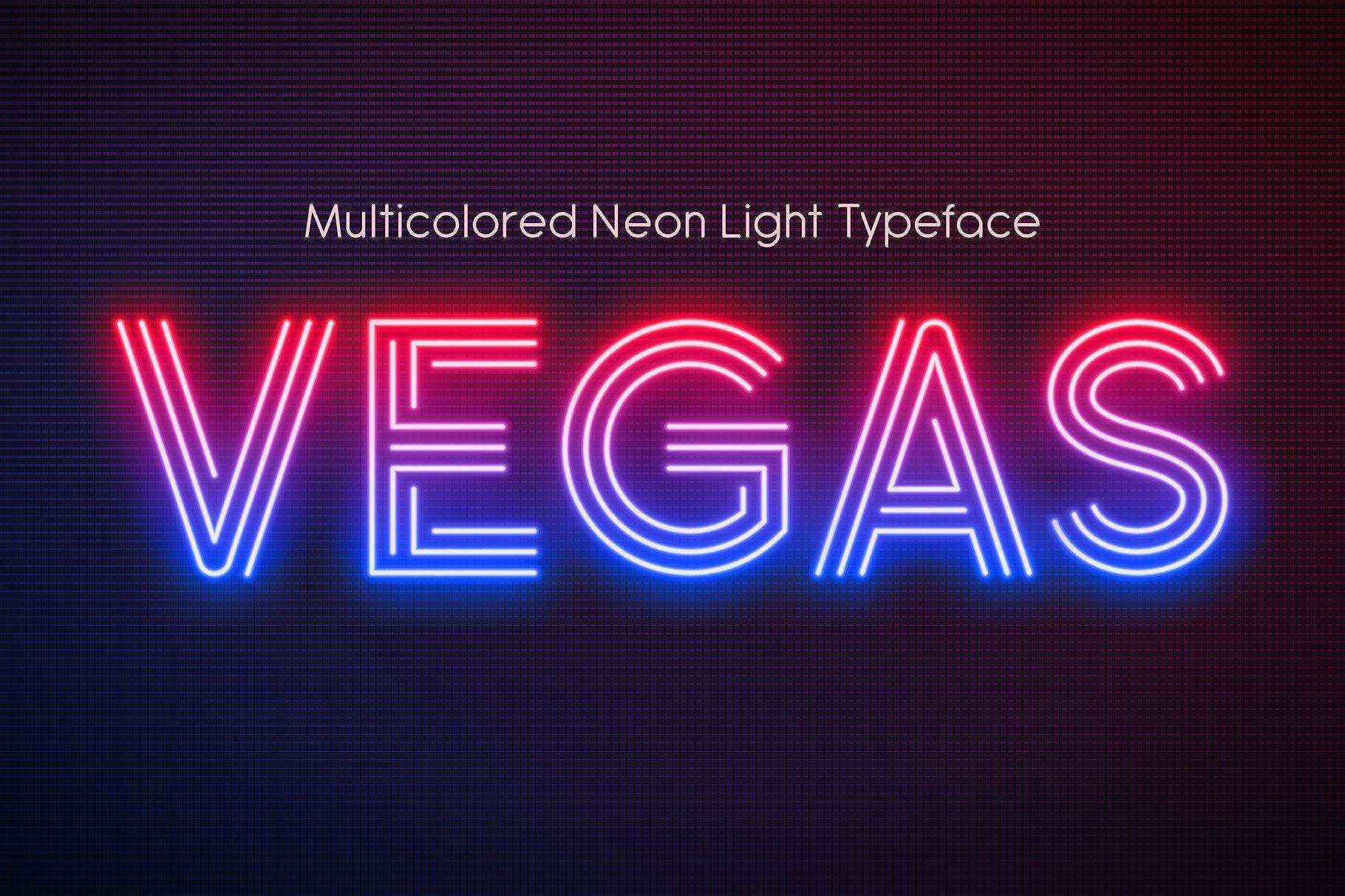 Realistic Neon Light Alphabet Light Font Neon Design Neon Lighting