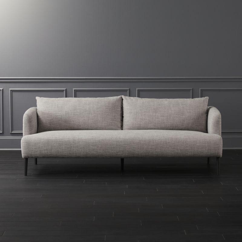 Shop Ronan Ash Sofa We Partnered With Furniture Designer James