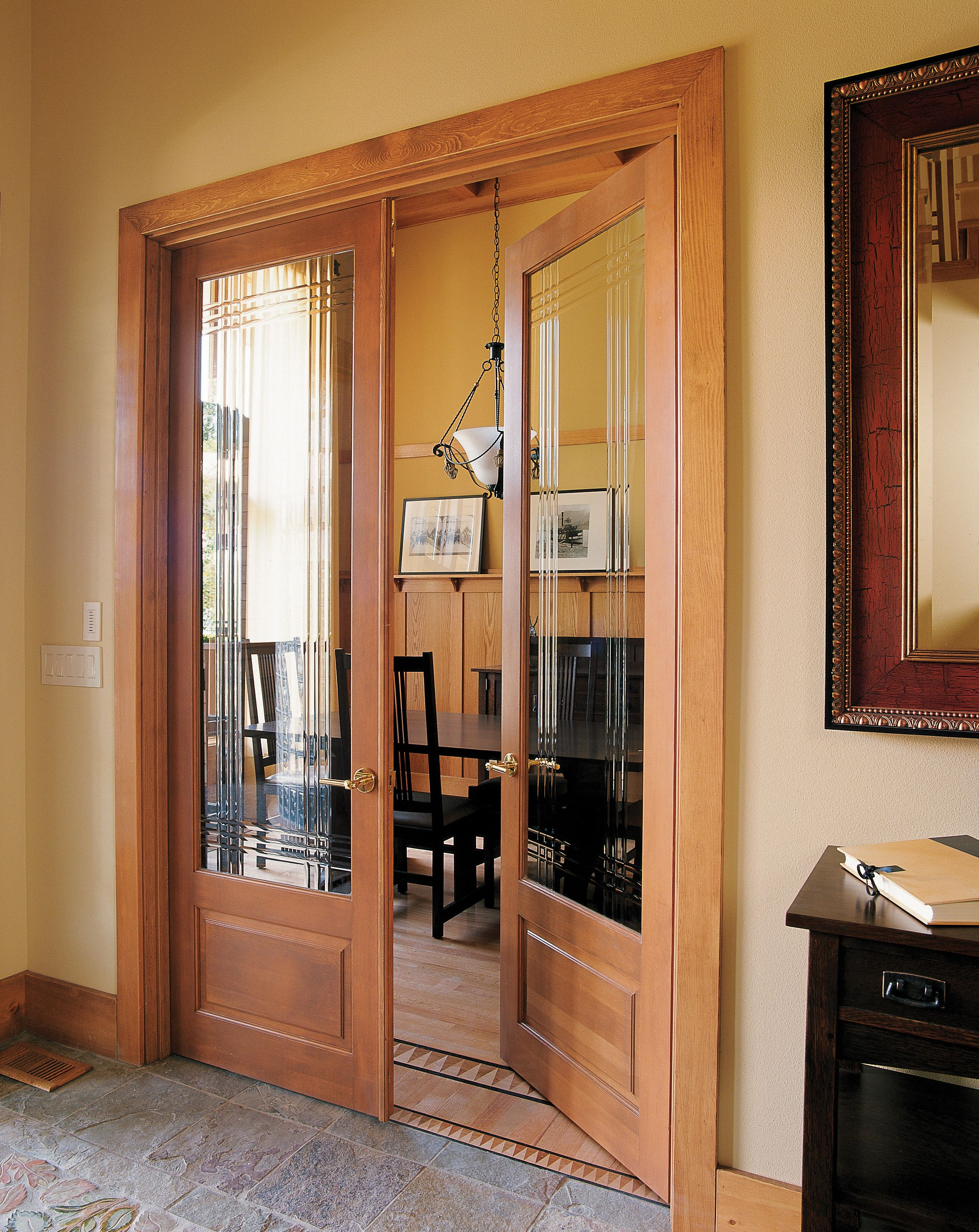 Interior Wood French Doors With Glass | ... French Doors High Quality Interior  Wood