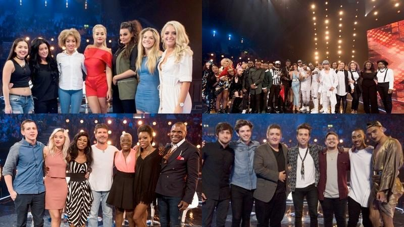Over the past three weeks, the X Factor judges cut down the contestants in their categories to just six and the top 24 finalists have been revealed!