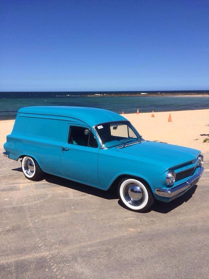 Modified 1960 Fb Holden Panel Van Australian Cars Holden