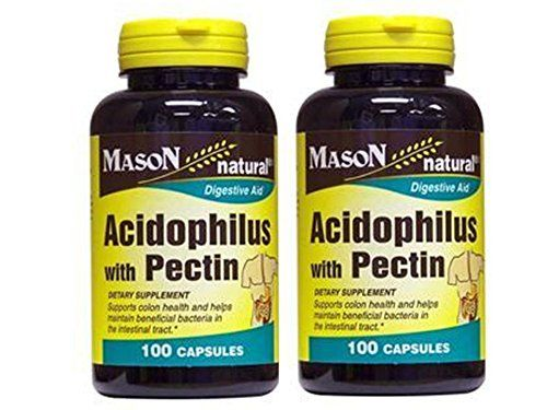 6 Bott Acidophilus With Pectin Probiotics Lactobacillus Digestion You Can Get More Details By Clicking On Th Acidophilus Organic Greens Powder Digestion Aid