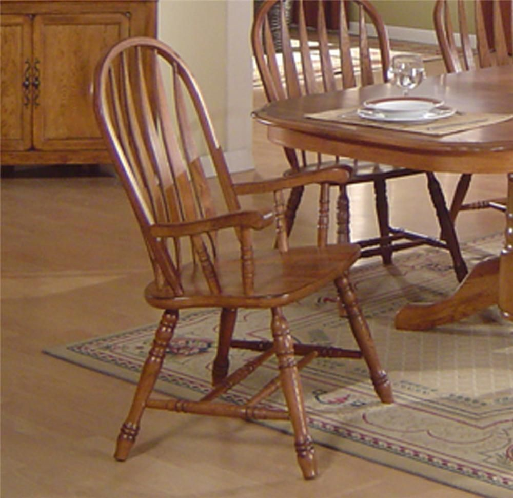 Oak Kitchen Chairs With Arms | http://sodakaustica.com | Pinterest ...