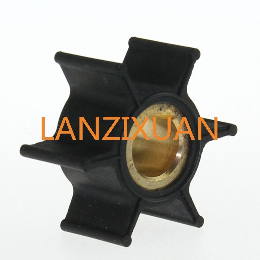 3B2-65021-1 Boat Engine Impeller for Nissan Tohatsu 8HP 9.8HP Outboard Motor
