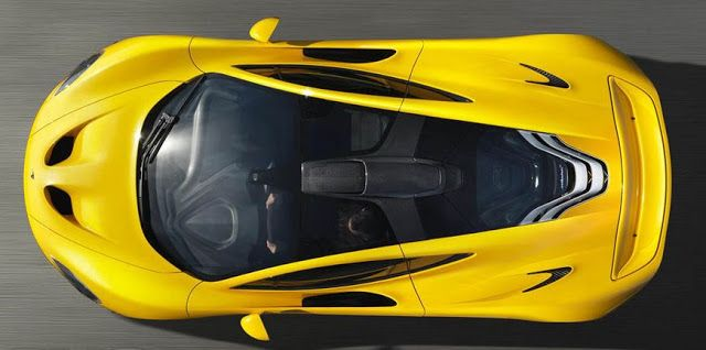 Mclaren P1 A Closer Look: McLaren P1 – A Closer Look