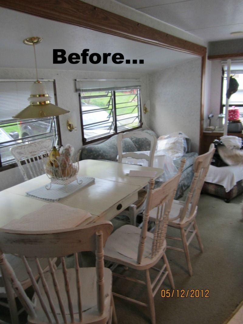 Mobile Home Decorating Beach Style Makeover Room Bath And Single Wide