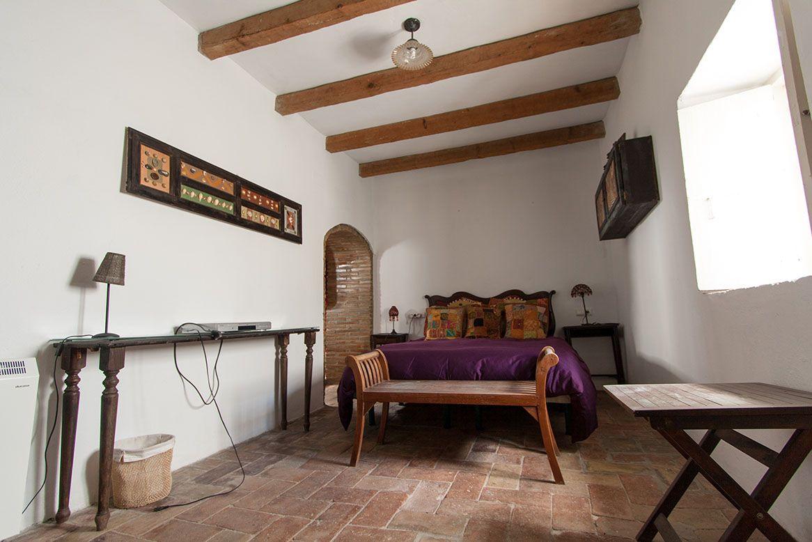 Dormitorio Suite Tico Vista Desde La Puerta De Acceso En El  # Muebles Doble Fondo