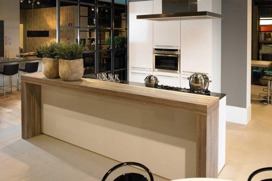 Keuken En Badwereld : Witte hoogglans design keuken woning