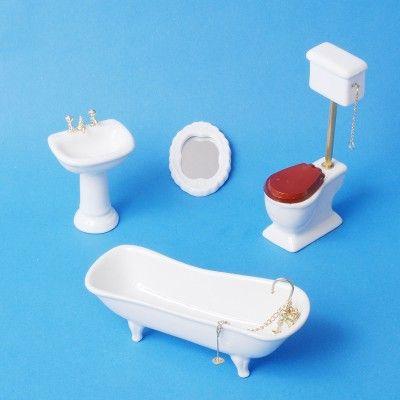 Minimum+World+E1751+-+White+Classic+Bathroom,+4+