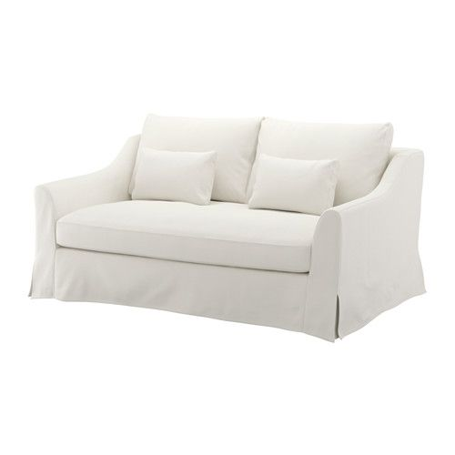 fÄrlÖv loveseat, flodafors white | solid wood, seat cushions and, Hause deko