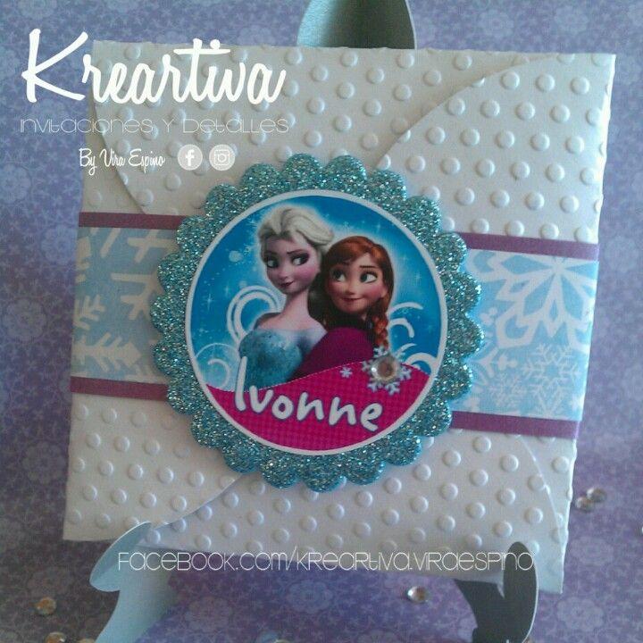 Invitación Para Fiesta Infantil De Frozen Www Facebook Com