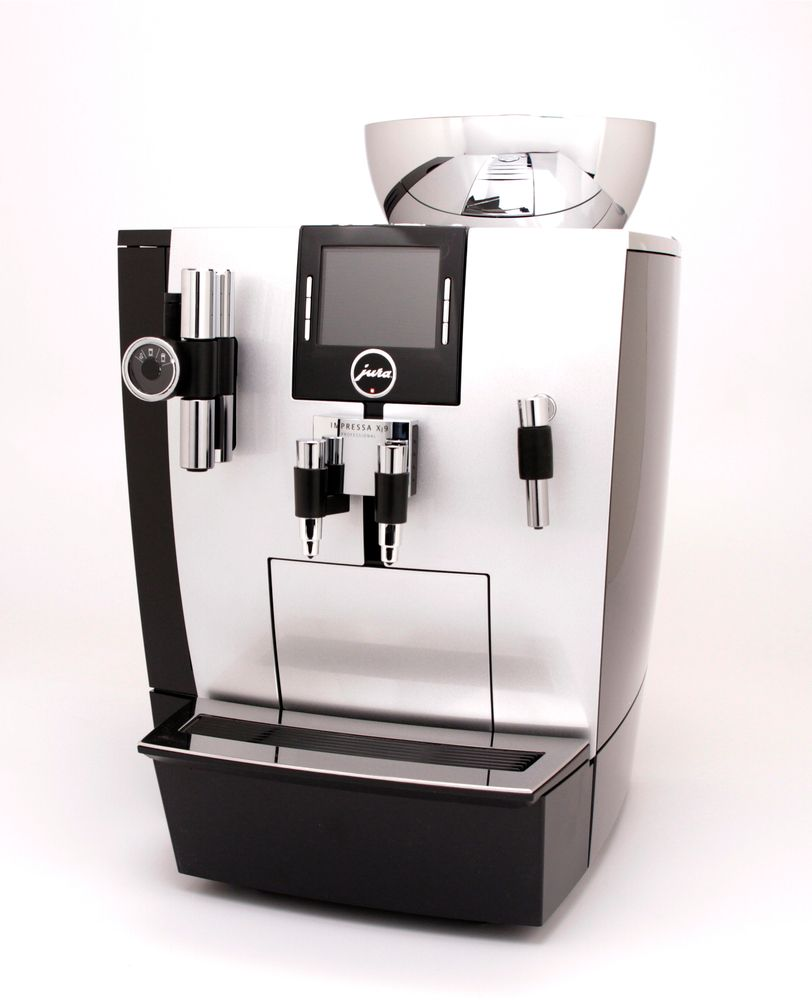 Jura Impressa XJ9 Professional - Whole Latte Love #juraimpressa
