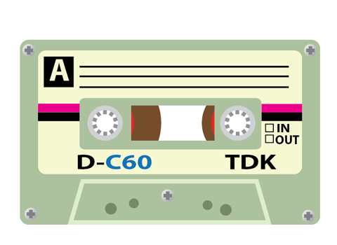17 Png 480 350 Cassettes Caset Manualidades