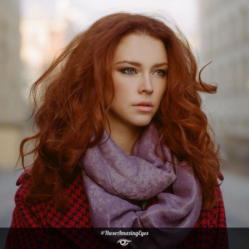 Anna miller with redhead