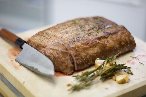 wie macht man eigentlich roastbeef fleisch braten pinterest essen fleisch und roastbeef. Black Bedroom Furniture Sets. Home Design Ideas