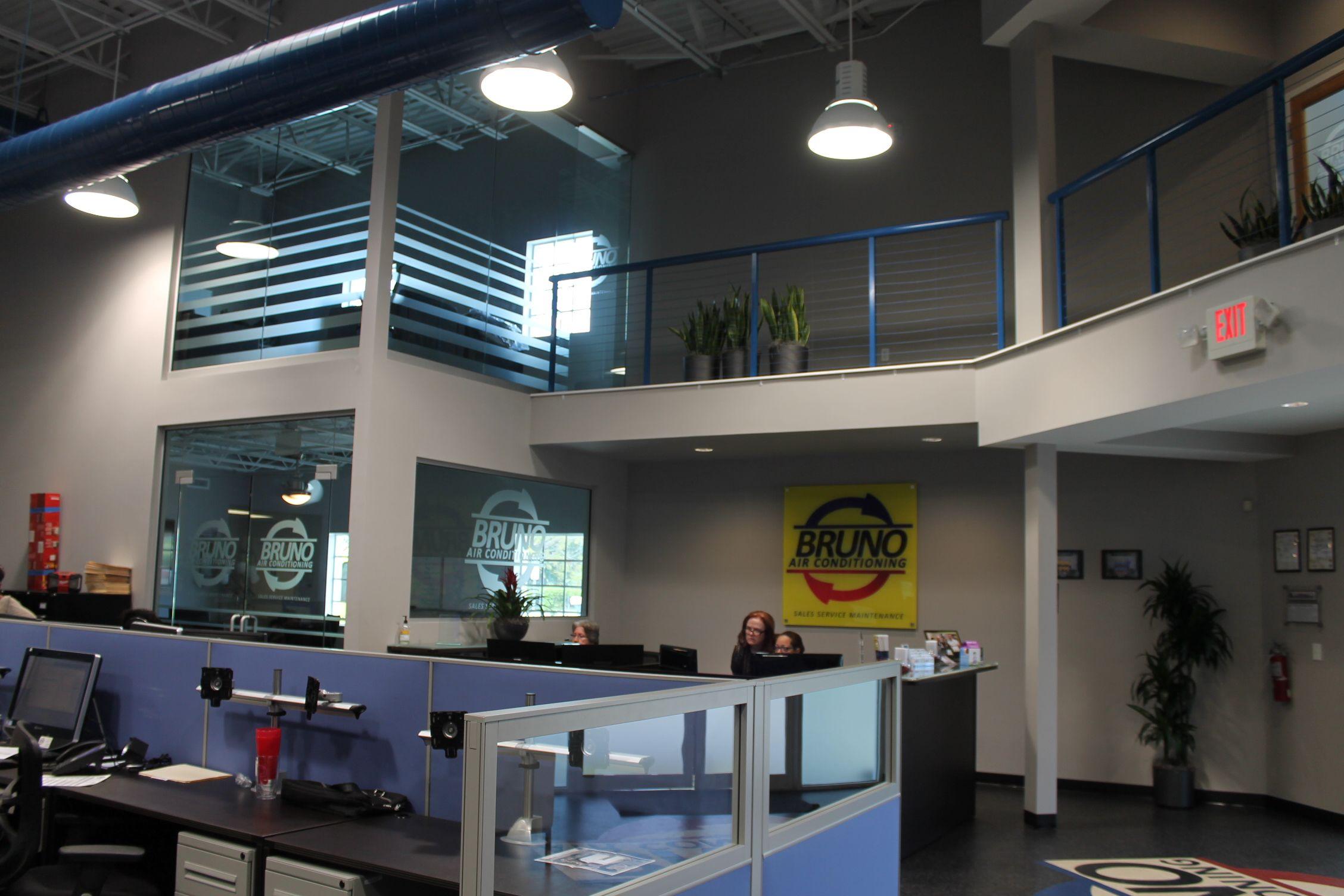 Bruno Air Conditioning Bonita Springs Fl Commercial Tenant Build Out Commercial Construction Renovations Tenants