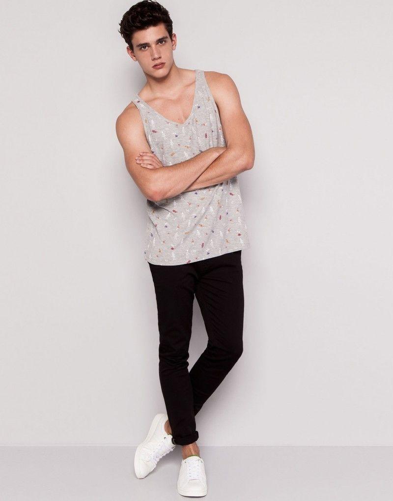 Xavier Serrano For Pull Bear Mens Fashion Inspiration Xavier Serrano Mens Clothing Styles