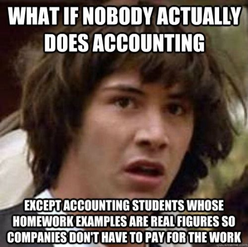 2d7c702d0db173f1f7326dfbce5dc1cc accounting memes tumblr funny pinterest memes, humor and