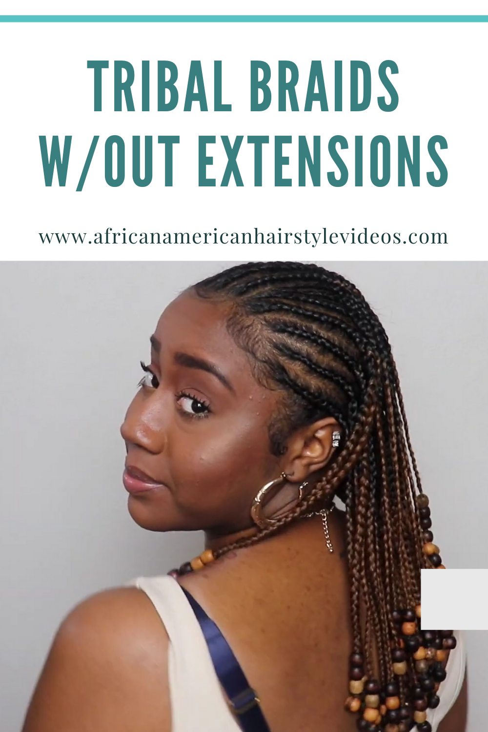 Cornrow Styles Without Extensions