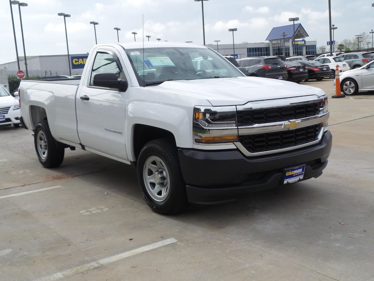 Used 2016 Chevrolet Silverado 1500 In Houston Texas Carmax