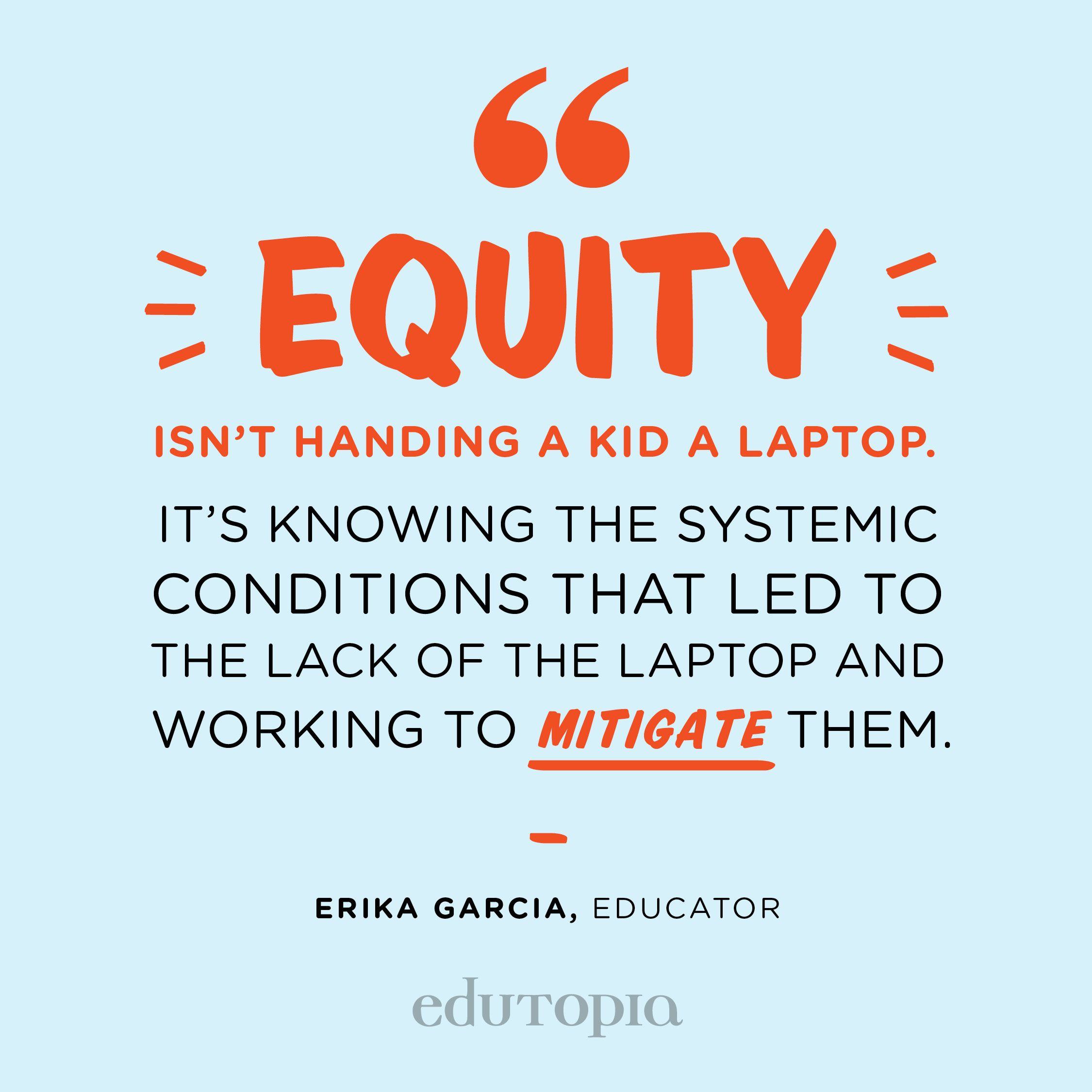 Quotes About Educational Equity