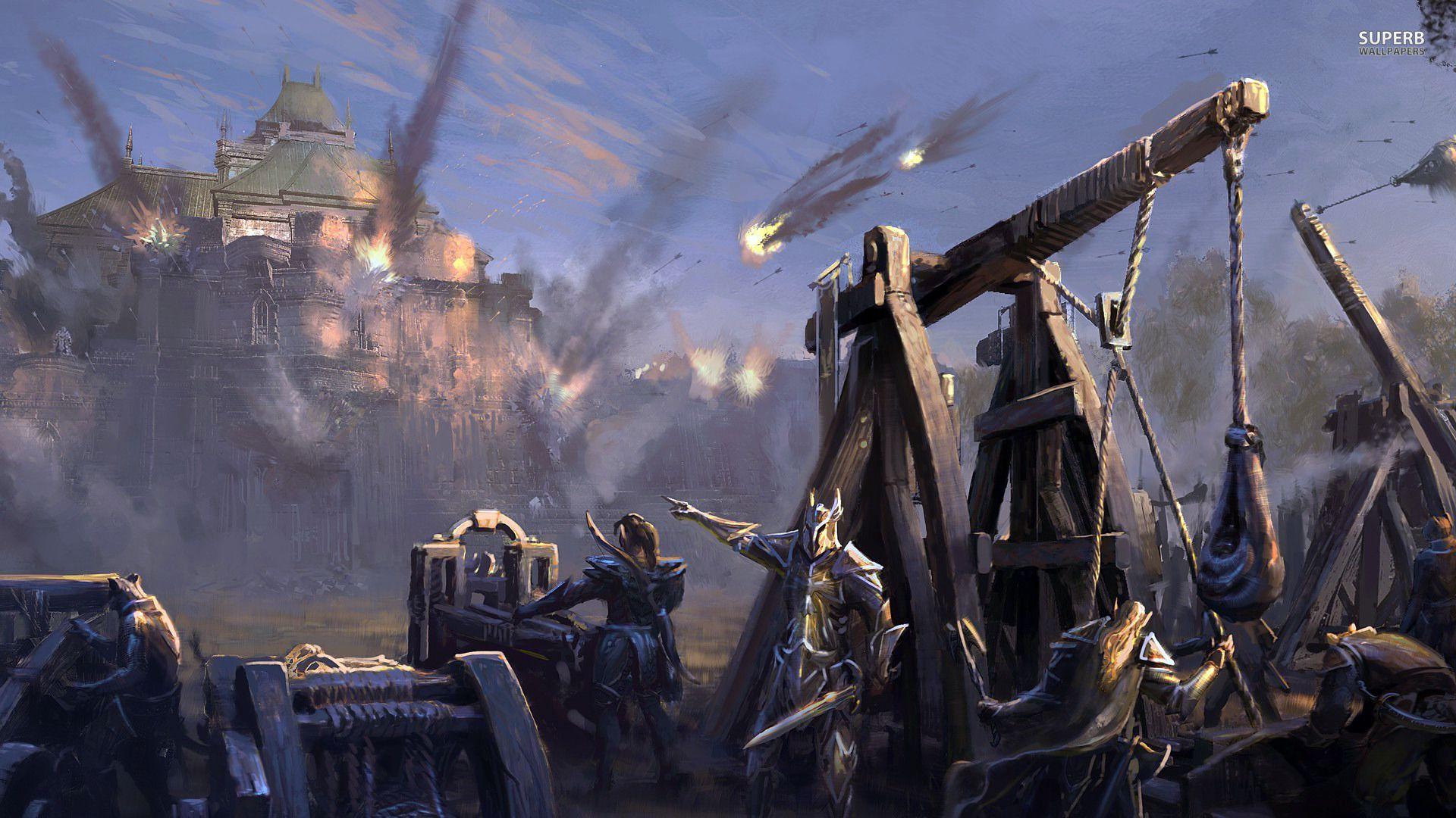 The Elder Scrolls Online Wallpaper Game Wallpapers