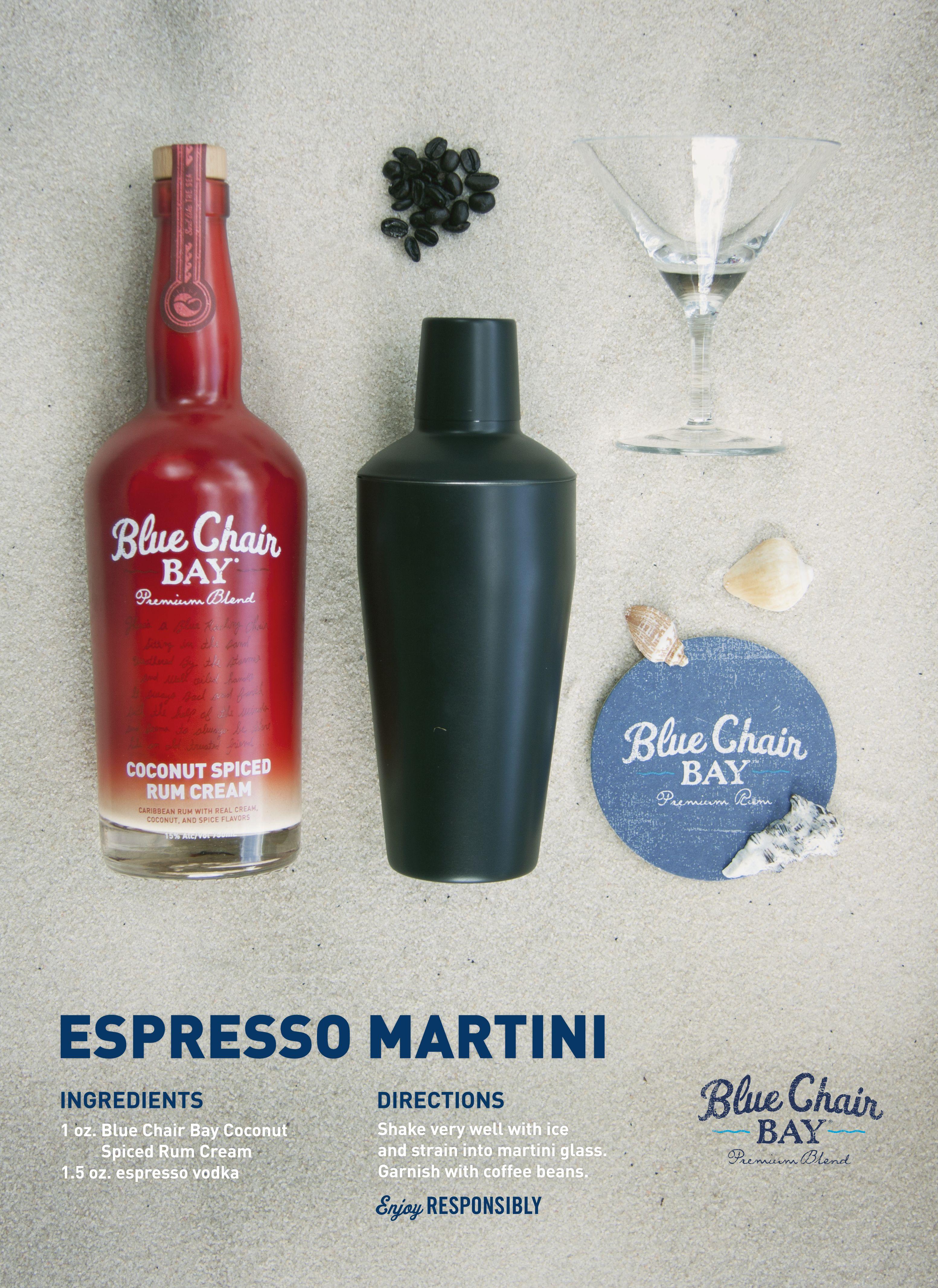 feeling sophisticated coconut spiced rum cream espresso vodka