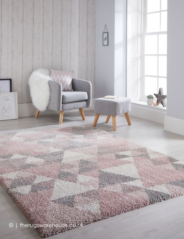 Dakari Nuru Pink Rug Pink Rugs Pink Living Room Decor Grey Bedroom Decor Pink Living Room