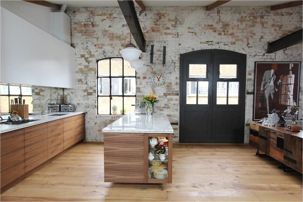 15 Memorable Industrial Kitchen Designs You Re Going To Like