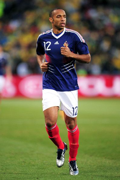 Thierry Henry - France*