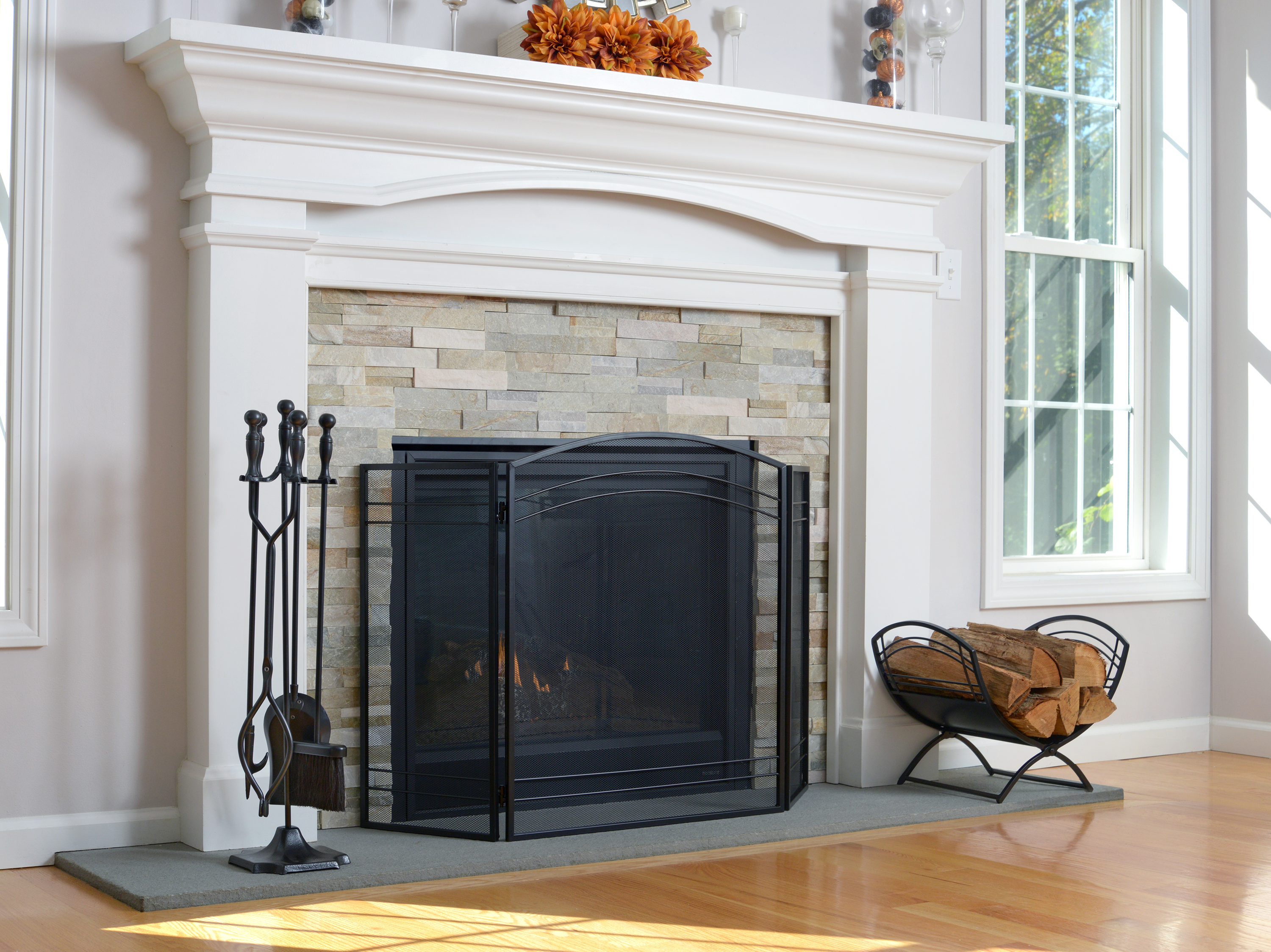 It S Time To Give Your Fireplace A Makeover Get Your Hearth Decor Ready For The Holiday Season Need Idea With Images Fireplace Hearth Fireplace Hearth Decor Hearth Decor