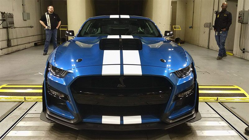 2020 Ford Mustang Shelby Gt500 Top Speed Limited To 180 Mph Ford Mustang Shelby Mustang Shelby Ford Mustang Shelby Gt500