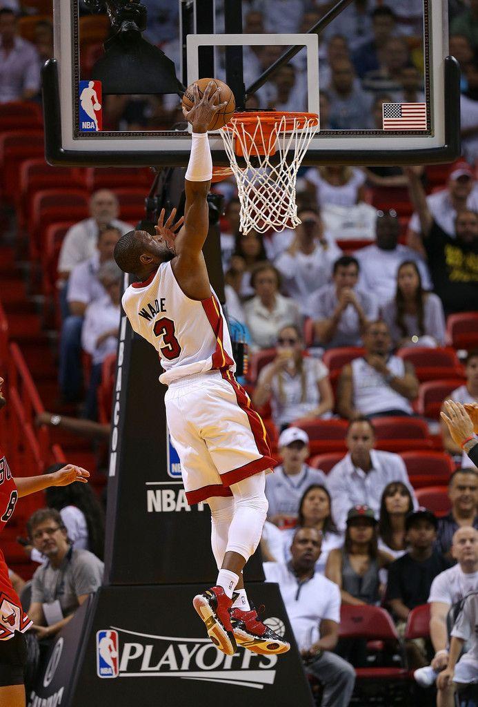 Dwyane Wade Photos Photos Chicago Bulls v Miami Heat