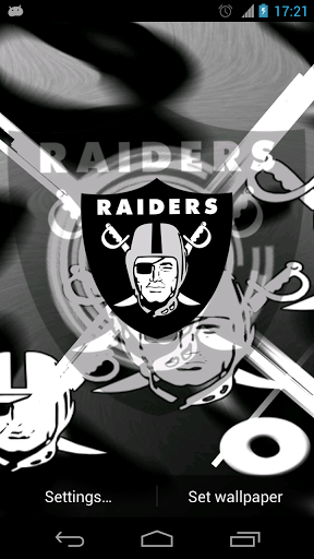 Download Oakland Raiders Live Wallpaper APK 2.0 Only in