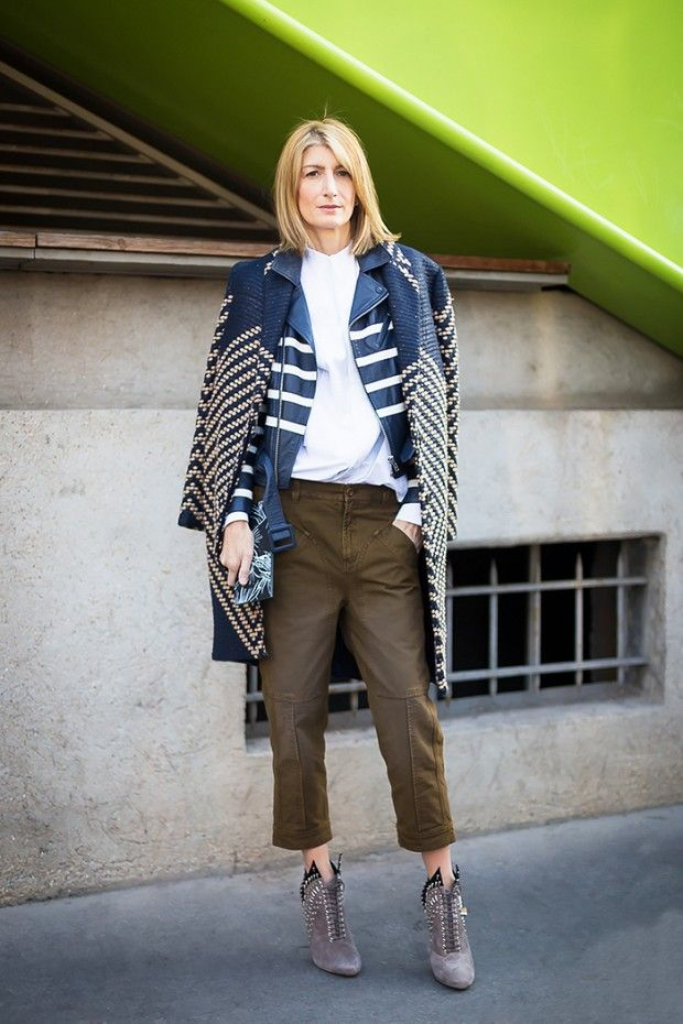 3 Chic Ways To Wear Cargo Pants   WhoWhatWear.com