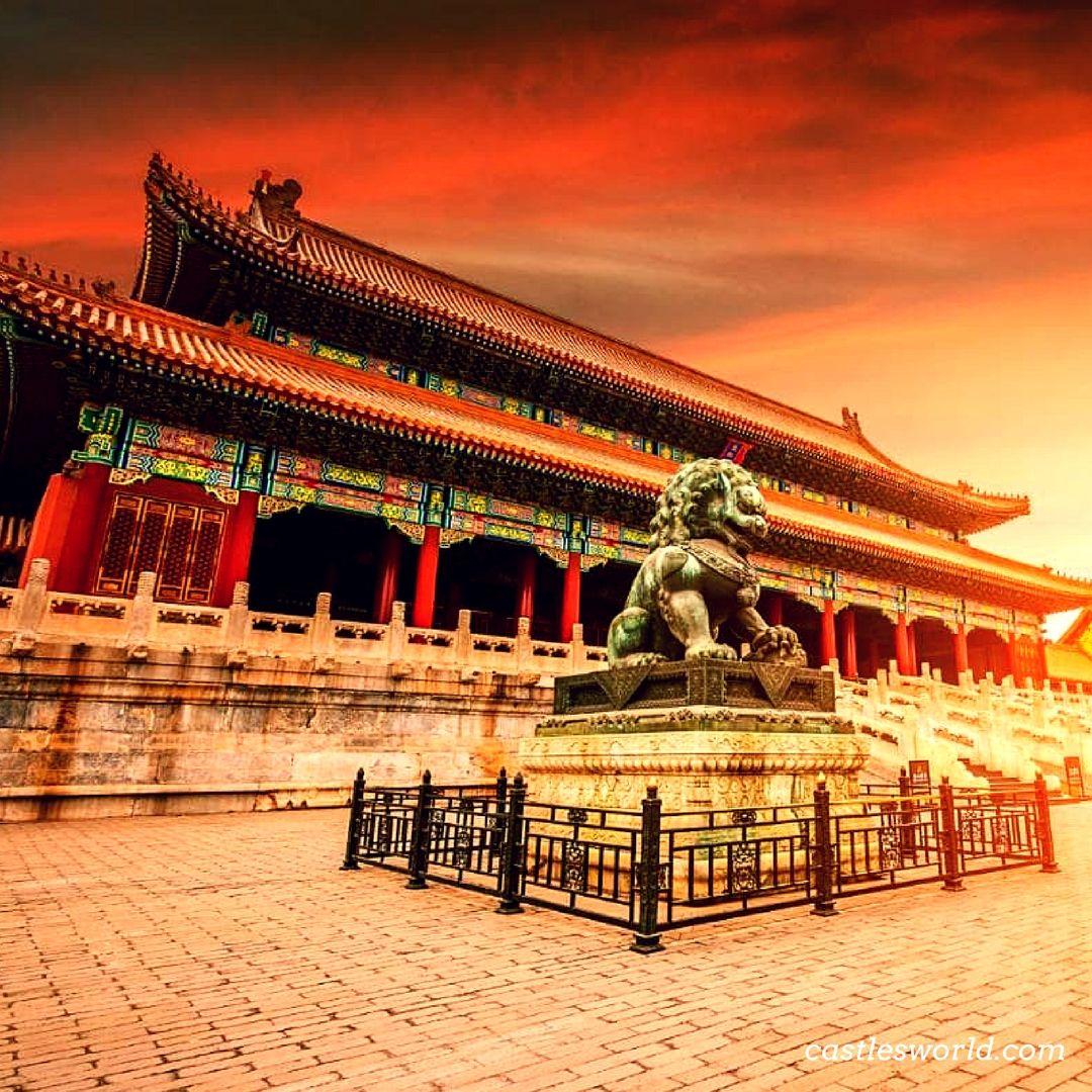 Forbidden City, Beijing, China in 4K (Ultra HD) - YouTube  |Imperial Palace Forbidden City Beijing China