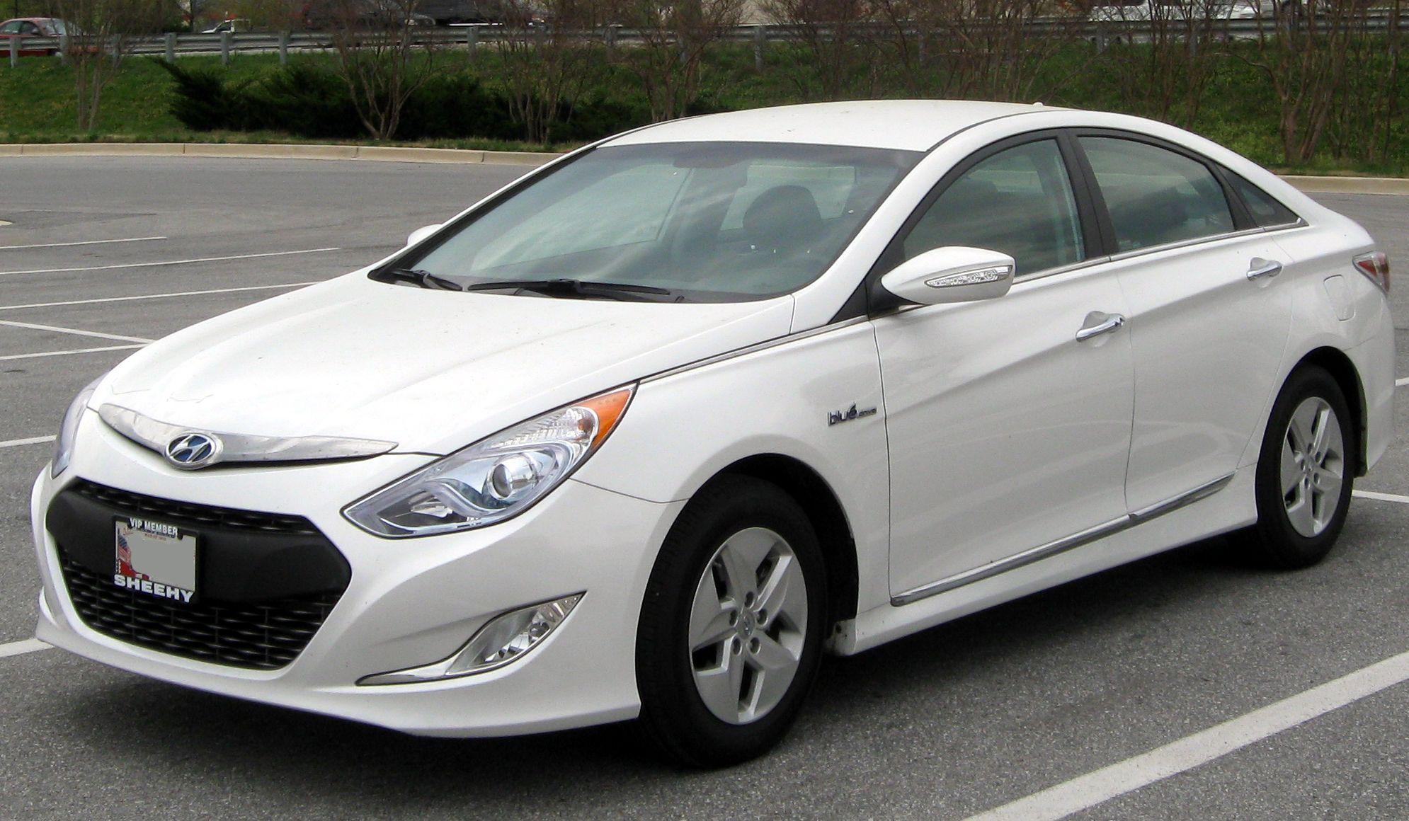 Hyundai Sonata Hybrid Cars Pinterest
