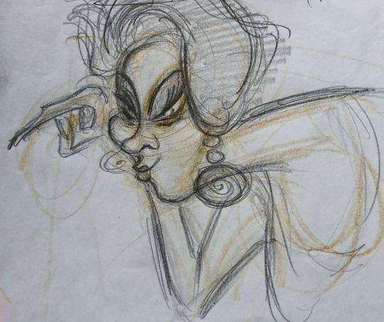 Art of Camilla Lorenzini