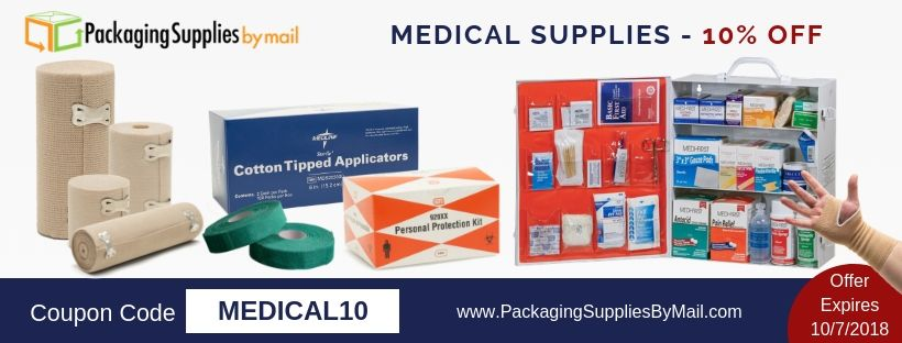 Save 10% on all medical supplies products | Medical Supplies