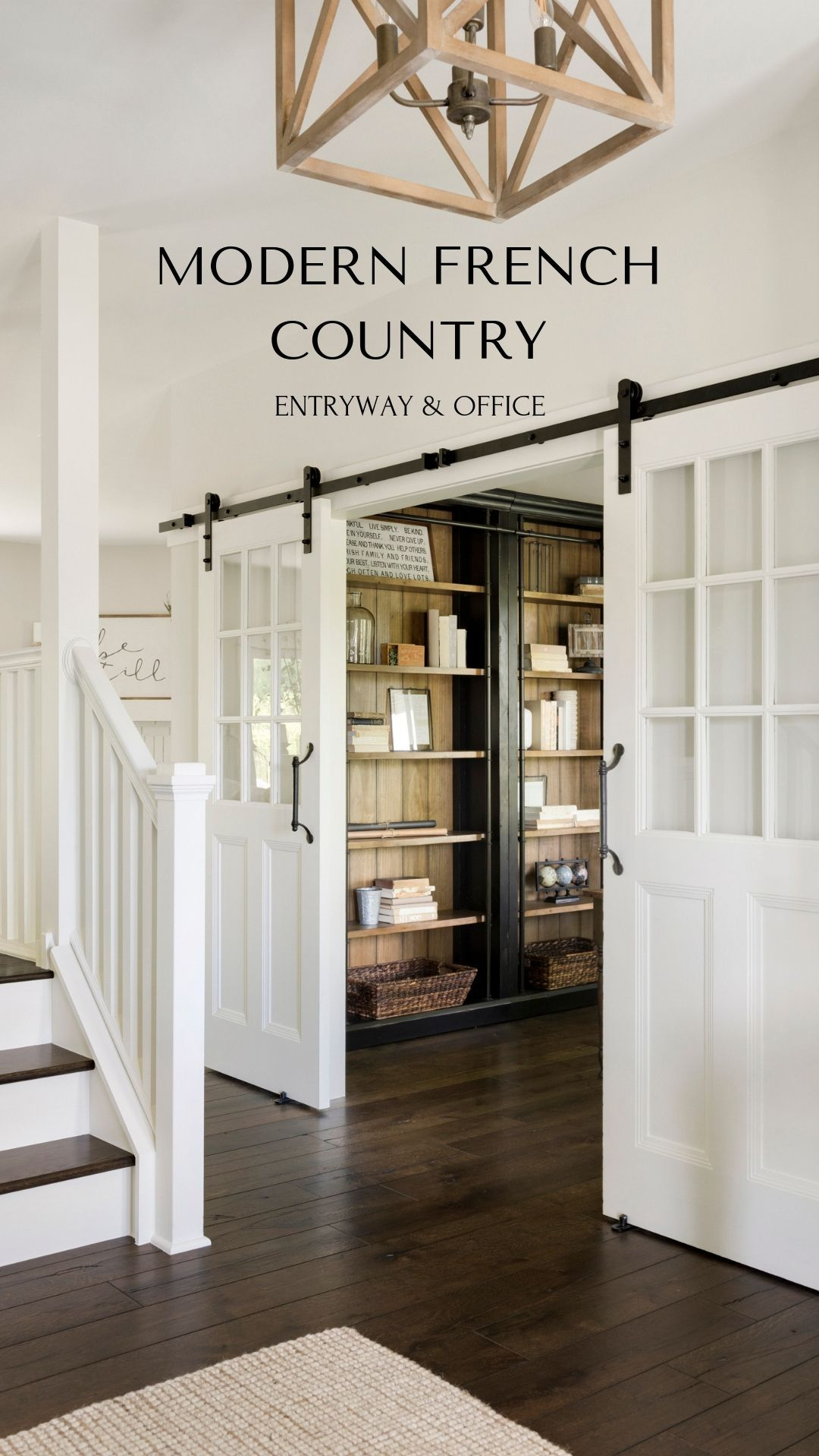 Modern French Country Home - Beautiful Chaos Companies