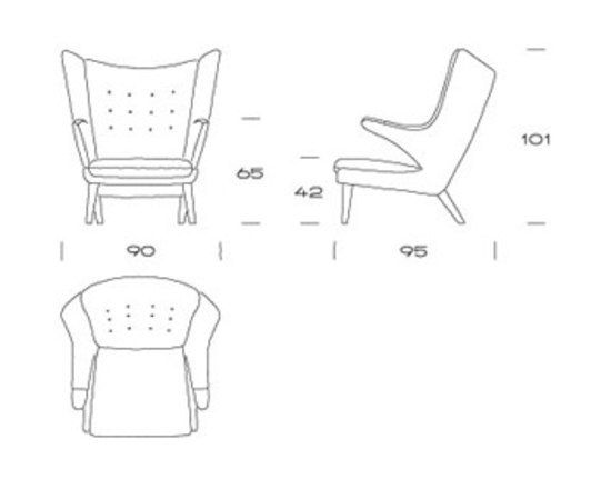 Sessel   Sitzmöbel   PP 19   Teddy Bear Chair   PP Møbler. Check It