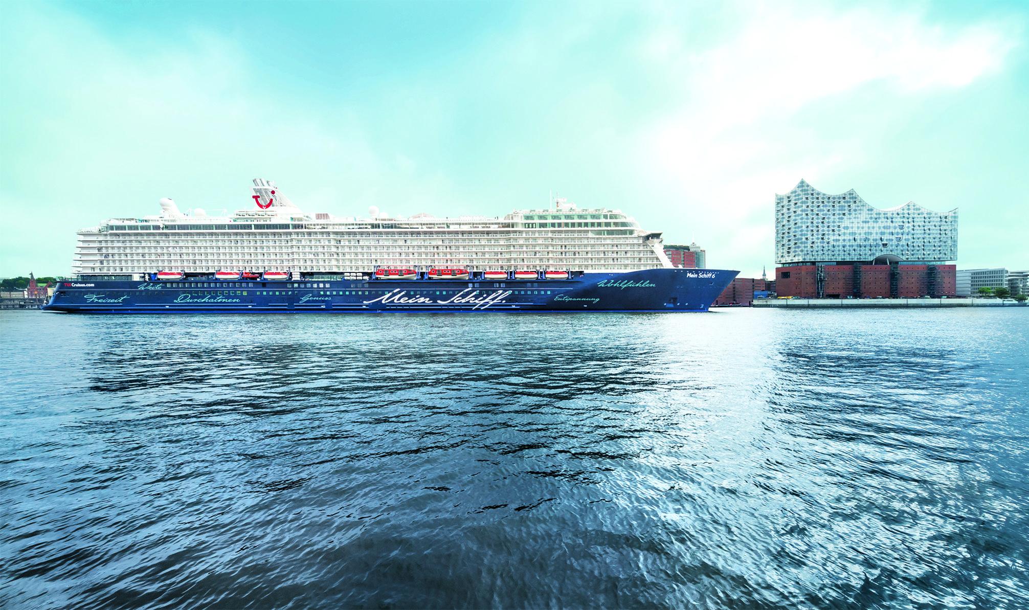 Kreuzfahrt So Ist Die Mein Schiff 6 Wir Haben Uns Umgesehen New York Skyline Sightseeing Skyline