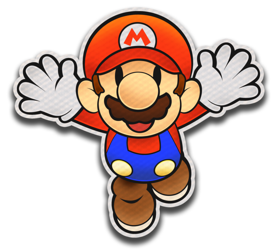 Paper Mario- Color Splash Style by Fawfulthegreat64 | SUPER MARIO ...