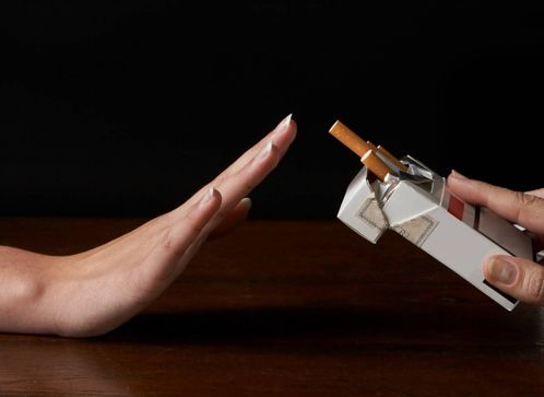 ha erősen leszokik a dohányzásról, az káros leszokni a dohányzást a 30. héten