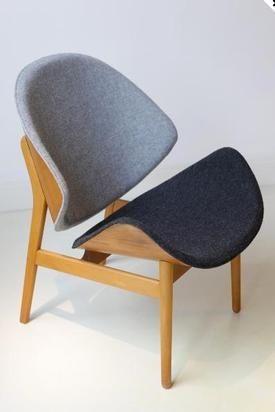 Amazing Sombreboite: Hans Olsen Easy Chair