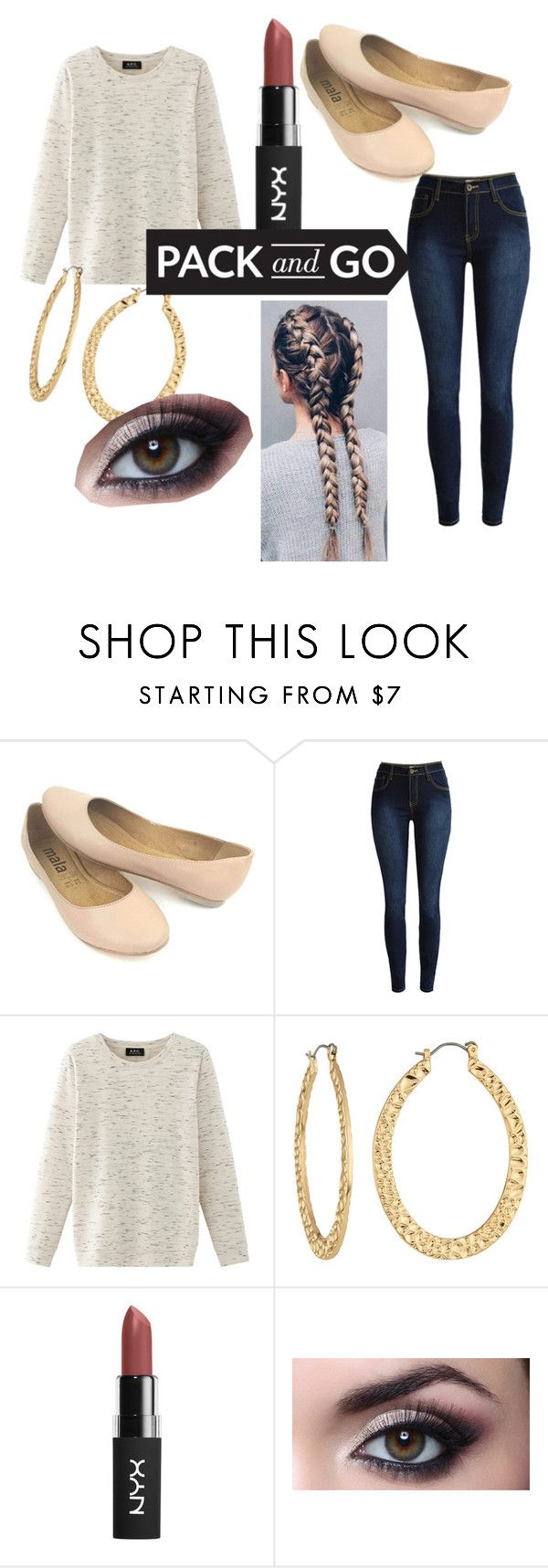 """""""Pack and Go(Labor Day)"""" by walker99 ❤ liked on Polyvore featuring Nolita and Fragments"""