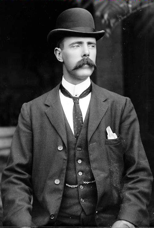 Victorian Gentleman, late 1800's | Victorian gentleman, Victorian ...