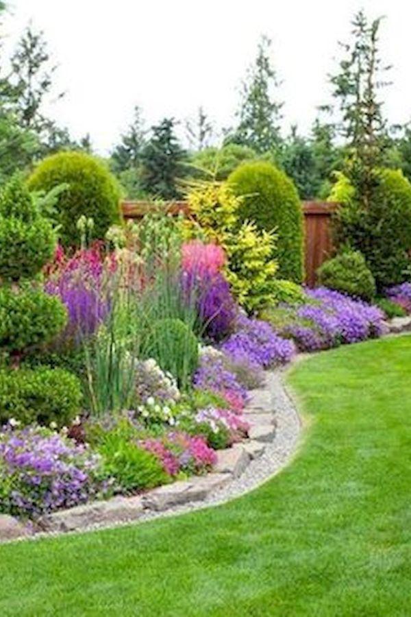Perfect Front Yard Garden Landscaping Design Ideas And Remodel 8 #modernfrontyard