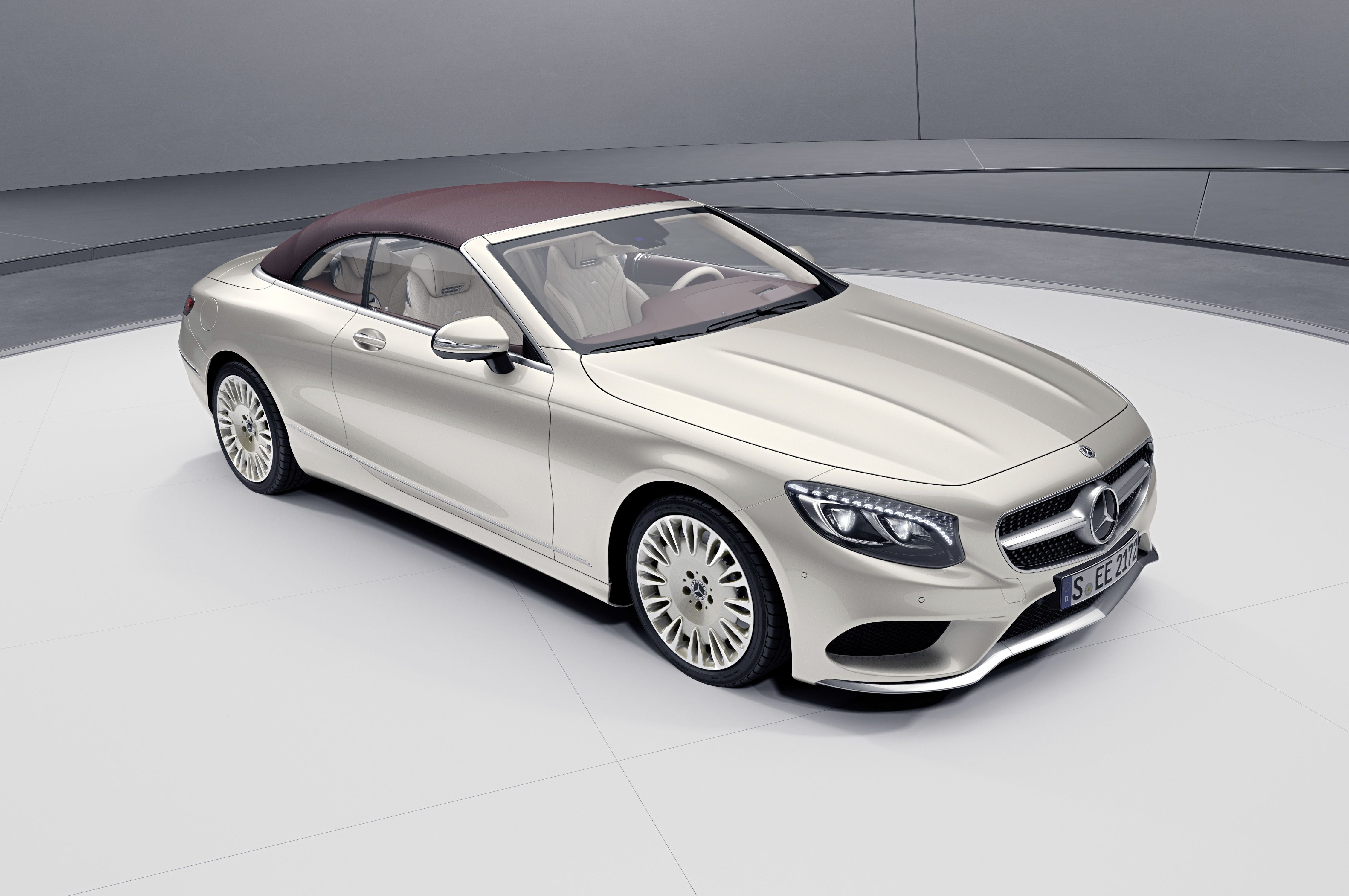 2019 Mercedes Benz S Class Exclusive Edition Gets The Swarovski