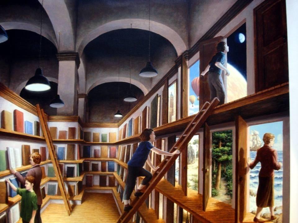 """¡Buenos días! """"Los libros me enseñaron a pensar, y el pensamiento me hizo libre."""" Ricardo León http://bit.ly/1jWLoO8 pic.twitter.com/XqfUWWSvjy"""